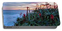 Coastal Aloes Portable Battery Charger