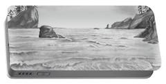 Coastal Beach Portable Battery Charger