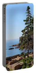 Coastal Beauty Portable Battery Charger by Living Color Photography Lorraine Lynch