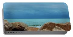 Coastal Blues Portable Battery Charger
