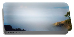 Coastal Fog Portable Battery Charger