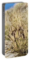 Coastal Grasses Portable Battery Charger