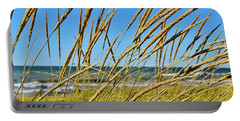 Coastal Relaxation Portable Battery Charger