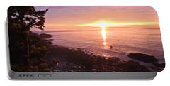 Coastal Sunrise Portable Battery Charger