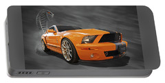 Cobra Power - Shelby Gt500 Mustang Portable Battery Charger