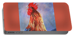 Cock-a-doodle-doo Portable Battery Charger