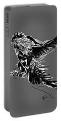 Cock Bw II Transparant Portable Battery Charger