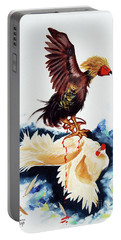 Cock Fighting Portable Battery Charger