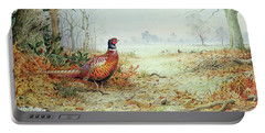 Cock Pheasant  Portable Battery Charger