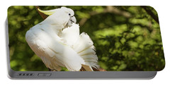 Cockatoo Preaning Portable Battery Charger