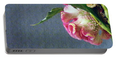 Portable Battery Charger featuring the photograph Cockscomb Bouquet 6 by Sarah Loft