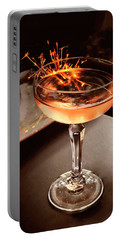 Cocktail Dazzle Portable Battery Charger