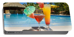 Cocktail Portable Battery Charger