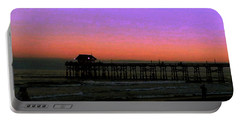 Cocoa Beach Sunset Portable Battery Charger