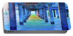 Cocoa Pier Portable Battery Charger