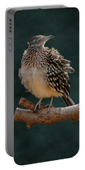 Cocoa Puffed Cuckoo Portable Battery Charger