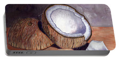 Coconut Anyone? Portable Battery Charger