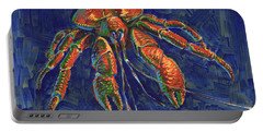 Coconut Crab Portable Battery Charger