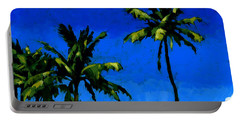 Coconut Palms 5 Portable Battery Charger