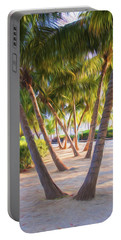 Coconut Palms Inn Beachfront Portable Battery Charger
