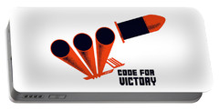 Code For Victory - Ww2 Portable Battery Charger