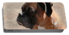 Cody The Boxer Portable Battery Charger