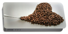 Coffee Lover Portable Battery Charger