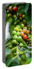 Coffee Plant Portable Battery Charger