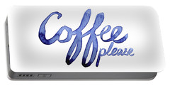 Coffee Please Portable Battery Charger
