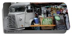 Portable Battery Charger featuring the photograph Coffee Truck by Christin Brodie