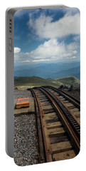 Cog Railway Stop Portable Battery Charger