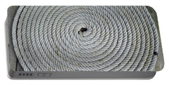 Coiled By D Hackett Portable Battery Charger