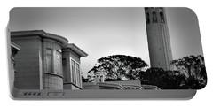 Coit Tower Portable Battery Charger