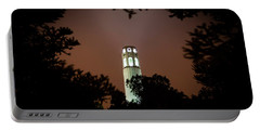 Coit Tower Through The Trees Portable Battery Charger