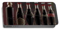 Coke Through Time Portable Battery Charger