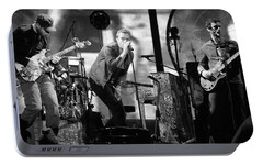 Coldplay 15 Portable Battery Charger by Rafa Rivas
