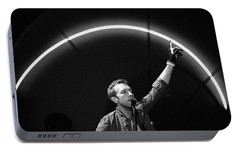 Coldplay10 Portable Battery Charger by Rafa Rivas