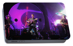 Coldplay5 Portable Battery Charger by Rafa Rivas