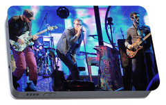 Coldplay7 Portable Battery Charger by Rafa Rivas