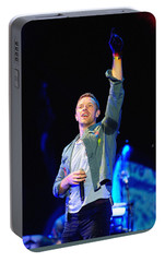 Coldplay8 Portable Battery Charger by Rafa Rivas