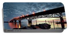 Coleman Bridge Reflections Portable Battery Charger