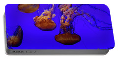 Collection Of Jellyfish Portable Battery Charger