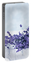 Collection Of Lavender  Portable Battery Charger
