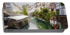 Colmar Canal Portable Battery Charger