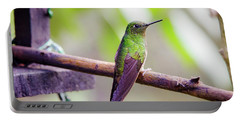Colombian Hummingbird Portable Battery Charger