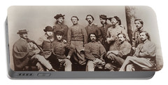 Colonel John Mosby - Mosby's Rangers Photo - Civil War Portable Battery Charger