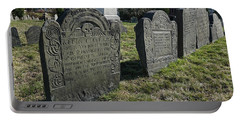 Colonial Graves At Phipps Street Portable Battery Charger