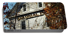 Colonial Inn Portable Battery Charger