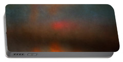 Color Abstraction Xxv Portable Battery Charger