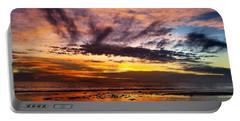 Color Burst Malibu Sunset Portable Battery Charger